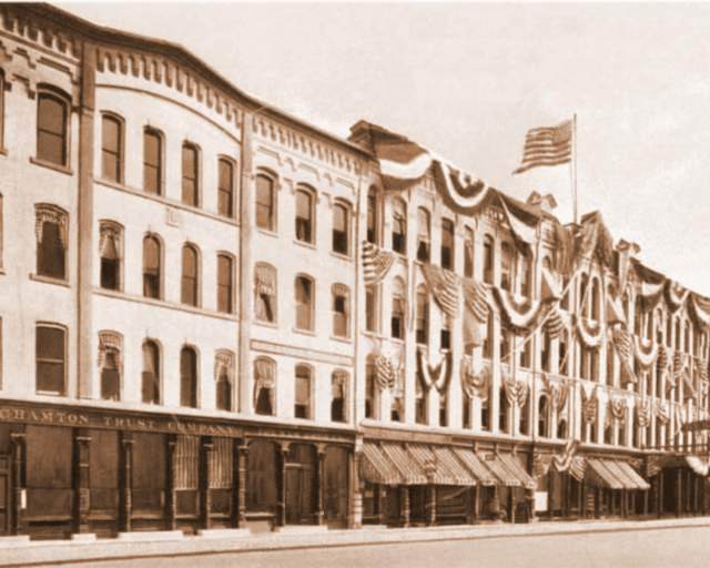 Headquarters Hotel of 1913 Suffrage Convention Gets New Page on Freethought Trail