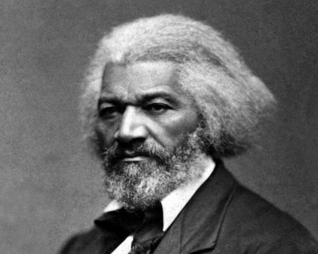 Frederick Douglass Gives Lecture in Syracuse Advocating Mass Slave Liberation