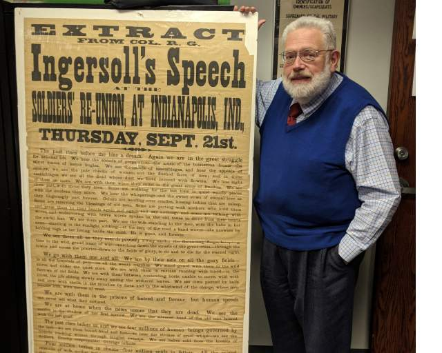 Museum Receives Extremely Rare Broadside Poster