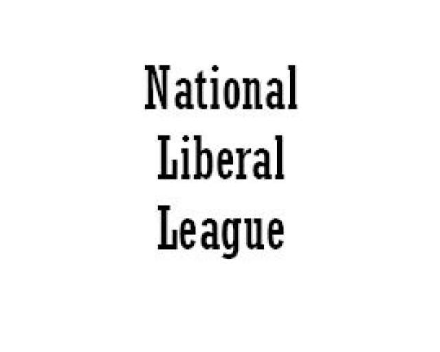 Second National Liberal League Convention