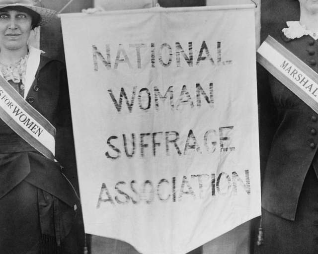 Commemorative Suffrage Convention