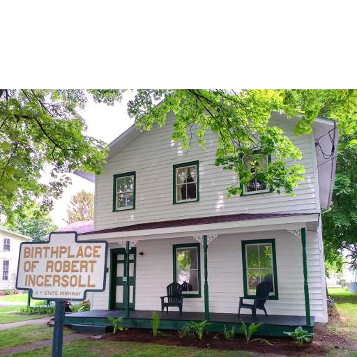 R.G. Ingersoll Birth Place Museum