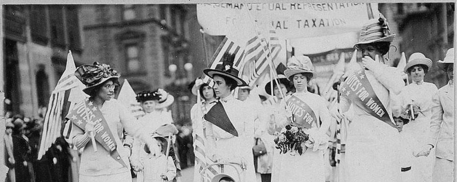 Woman's Rights / Suffrage