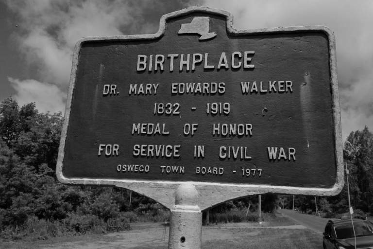 Mary Edwards Walker Birthplace and Homesite