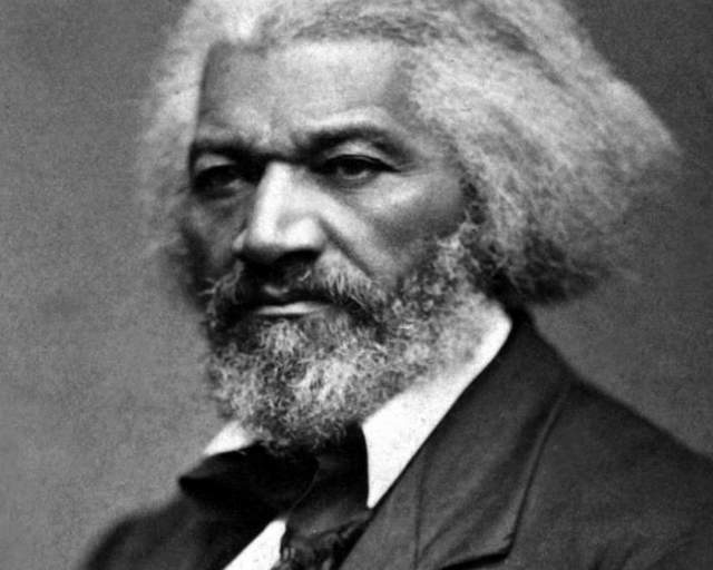 Frederick Douglass Outdoor Lecture Series at Syracuse