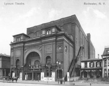 Lyceum Theatre, Rochester