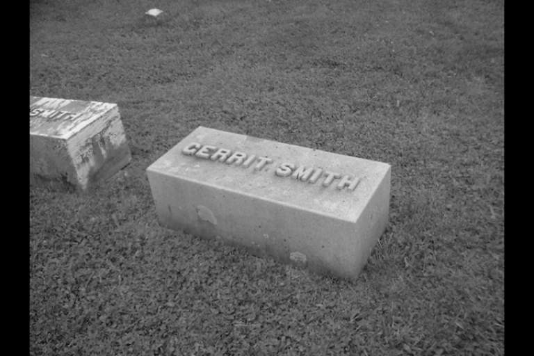 Gerrit Smith Grave Site