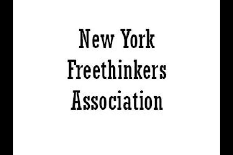 Fifth New York Freethinkers Association Convention