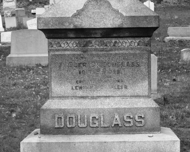 Funeral and Burial of Frederick Douglass