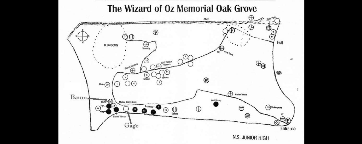 Wizard of Oz Oak Grove