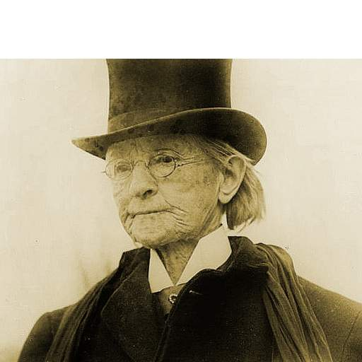 Mary Edwards Walker in Old Age