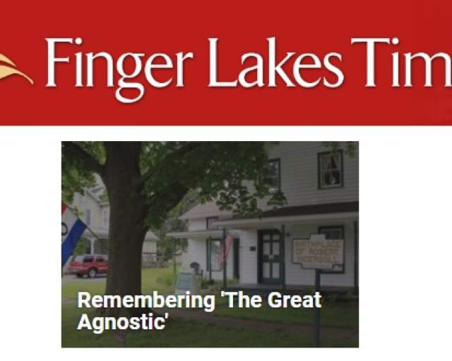 Finger Lakes Times Strikes Again - With an Article