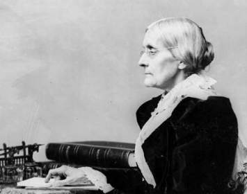 Susan B. Anthony Trial Site