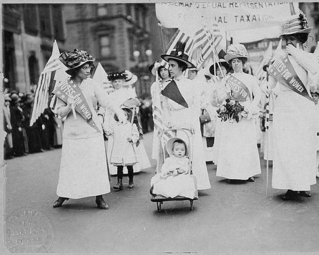 Local Suffrage Meeting to Amend NYS Constitution