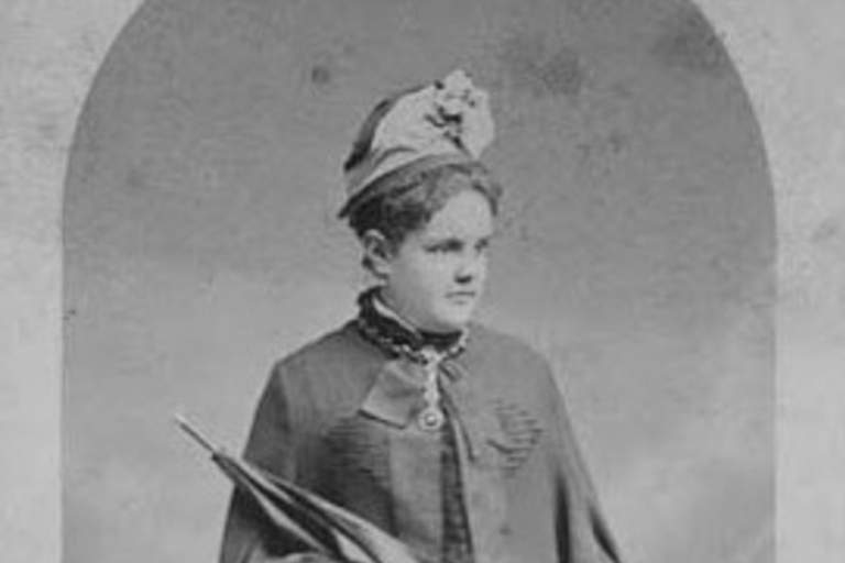 Ingersoll Daughter Linked to Suffrage in New York State