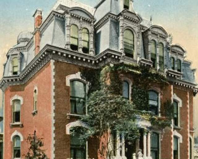 Site of 1913 Suffrage Convention Reception Gets New Page on Freethought Trail